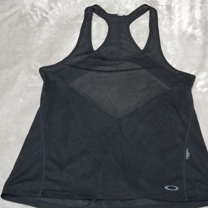 Oakley exercise top